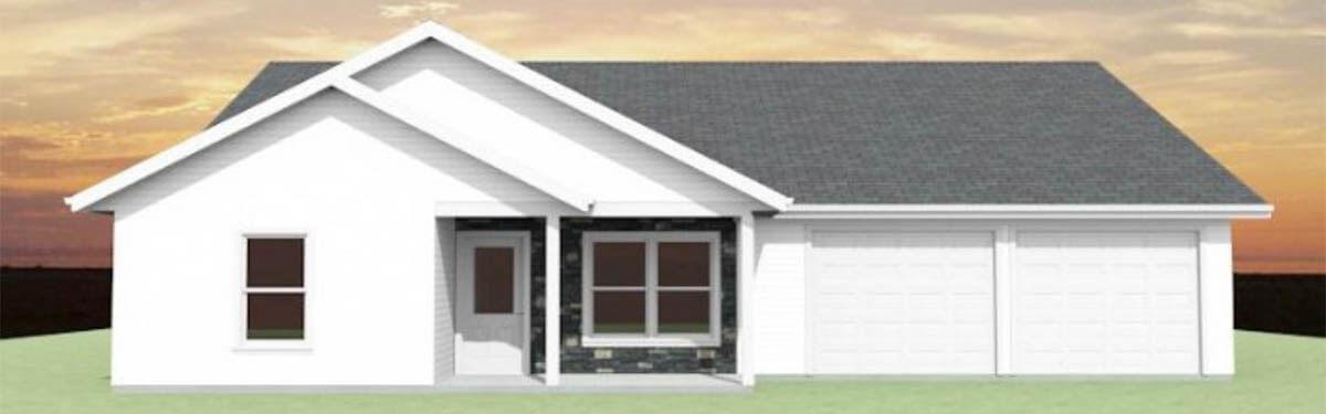 Ellettsville Home Builders - The Dogwood - exterior