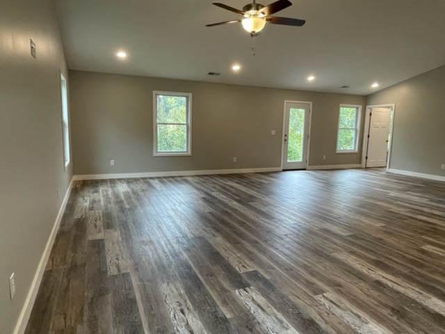 The Dogwood - Great Room
